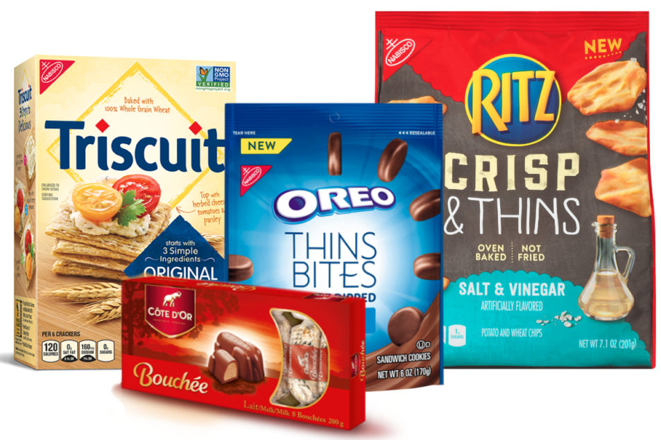 Mondelez's new strategy emphasizes local control, faster innovation | 2018-09-10 | Food Business ...