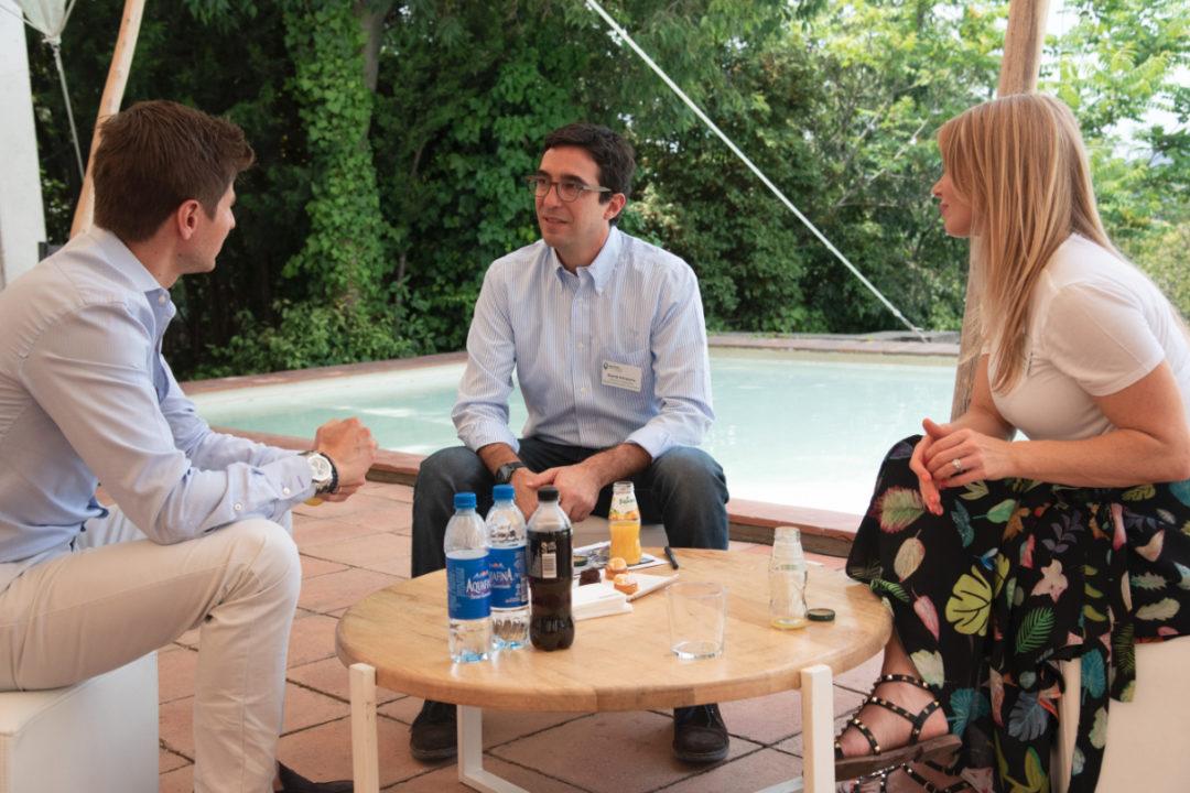 PepsiCo Nutrition Greenhouse conversation