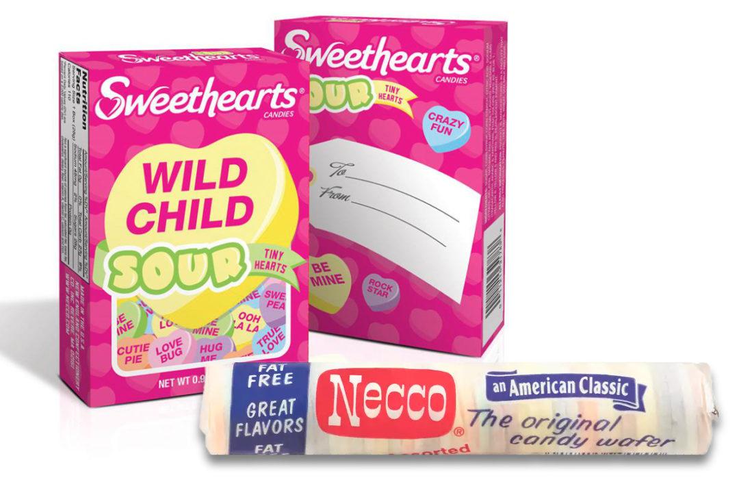 Necco brand candies