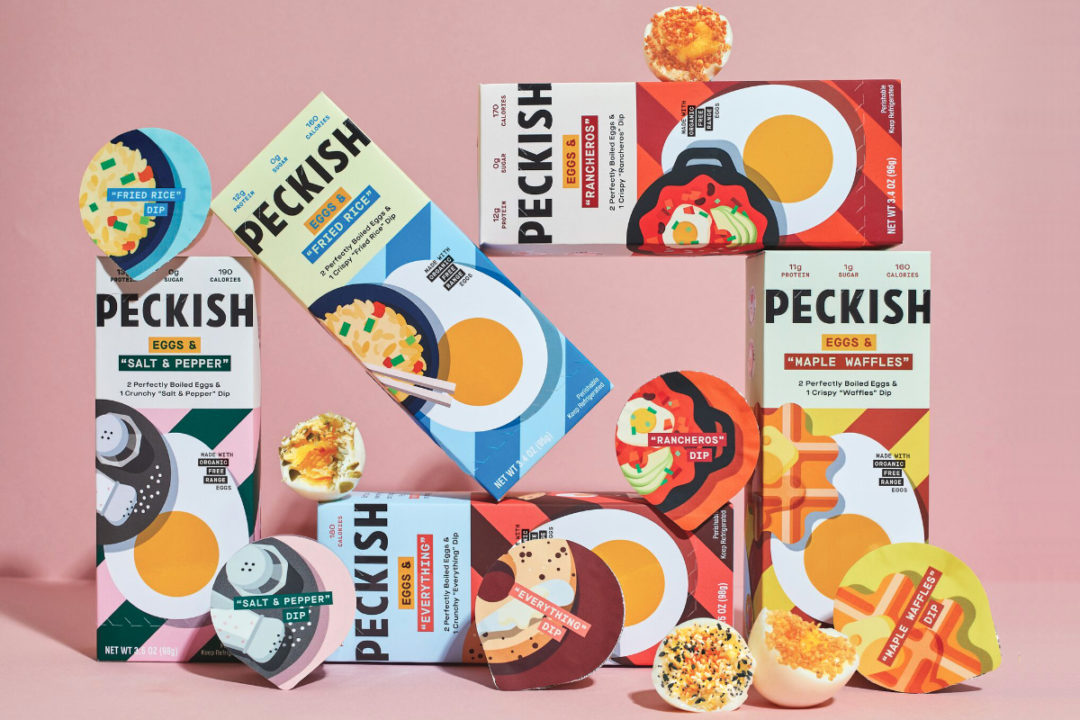 Peckish products, Sonoma Brands