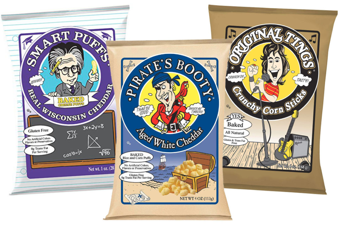 Pirate Brands snacks