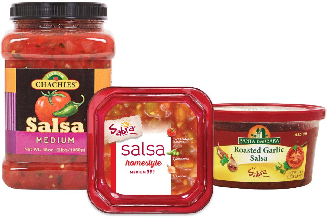 Sabra salsa business