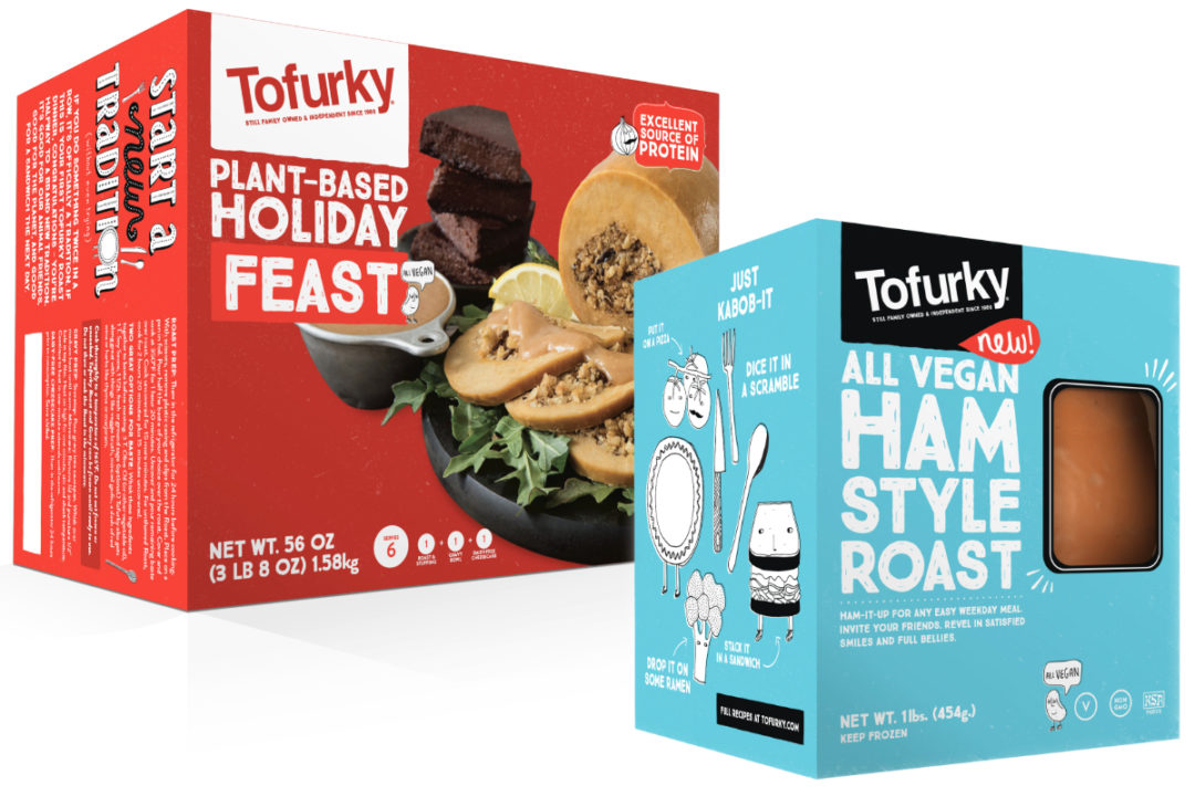 Tofurky products