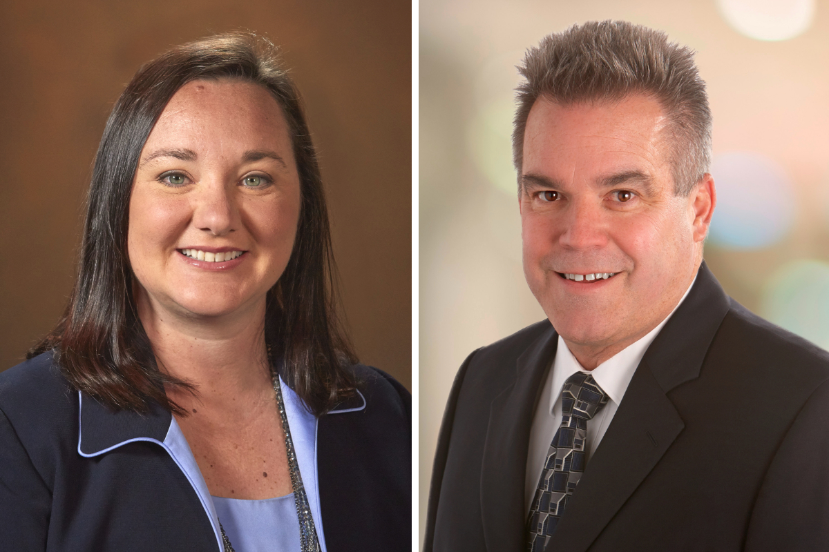 Natosha Walsh and Kurt Mueller, Hormel Foods
