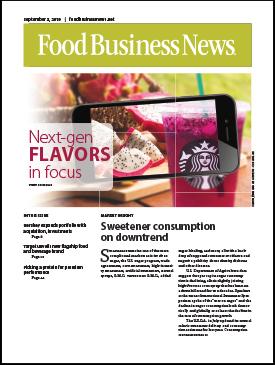 September 3, 2019 - Food Business News