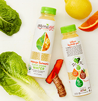 Organicgirl drinks