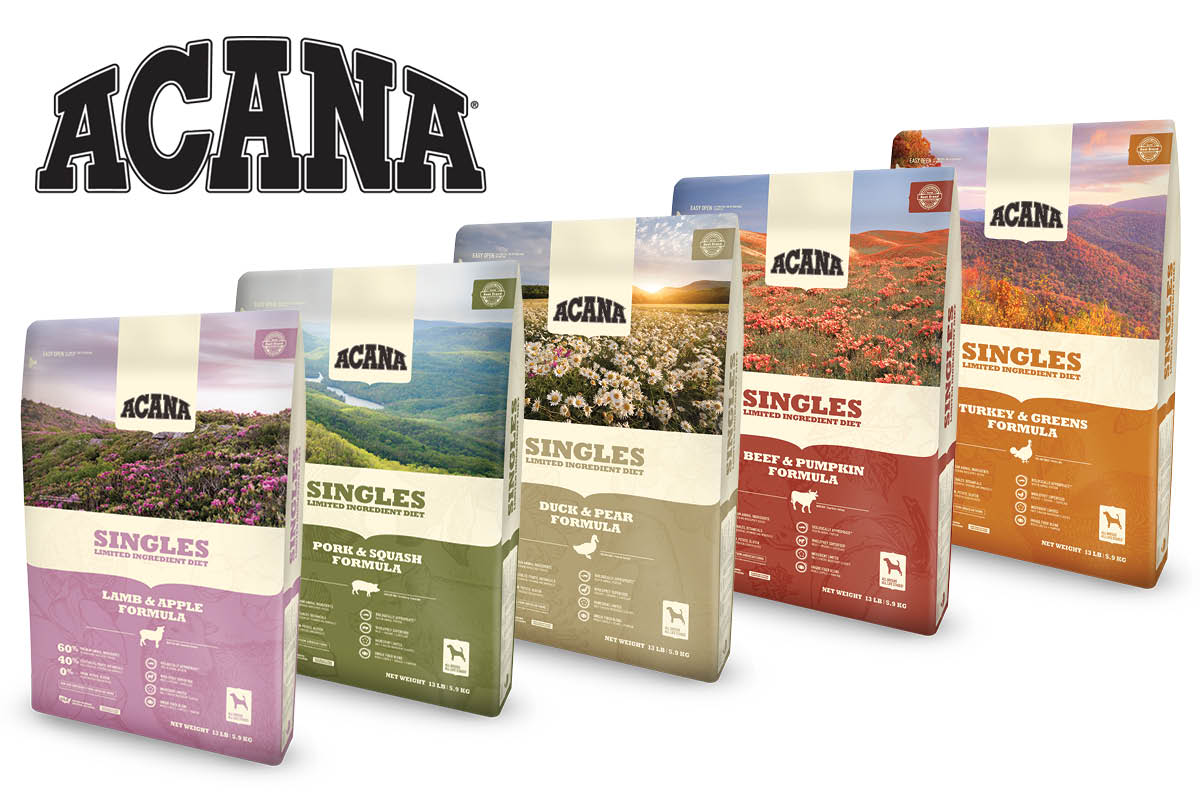 ACANA Singles collection, Champion Petfoods