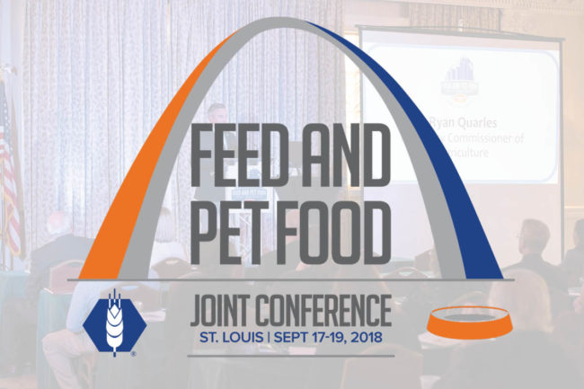 Joint Pet Food Conference Logo