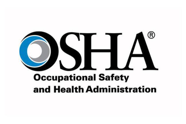 Occupational Safety and Health Administration (OSHA) logo