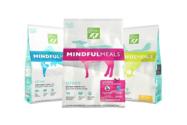 Only Natural Pet Packaging