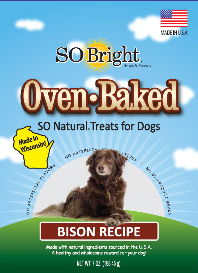 SoBright brand dog treat package image