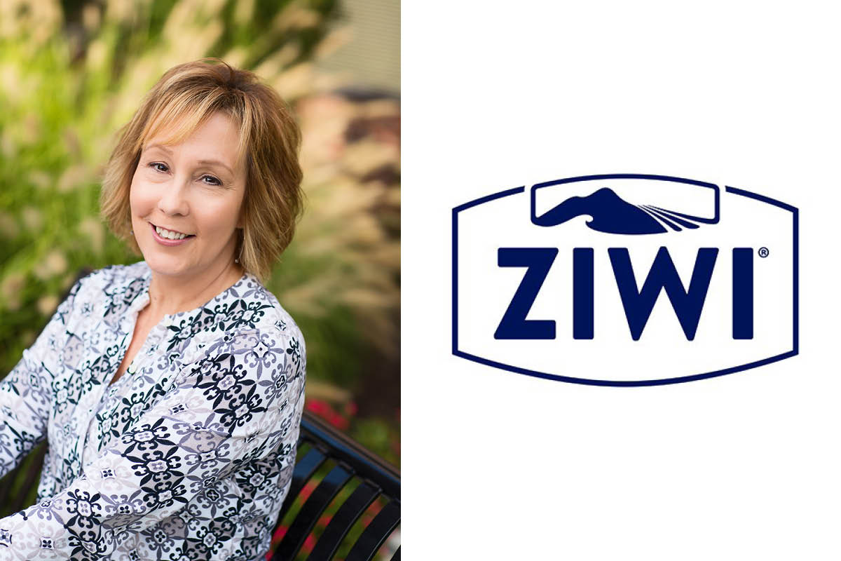 Cindy Talbott, territory manager, Ziwi