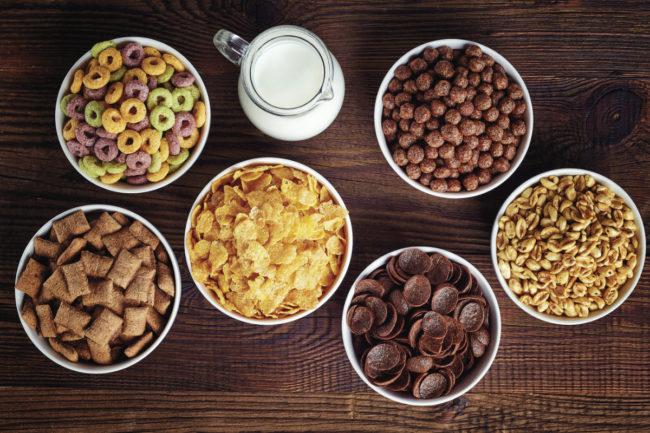 Cereal bowls