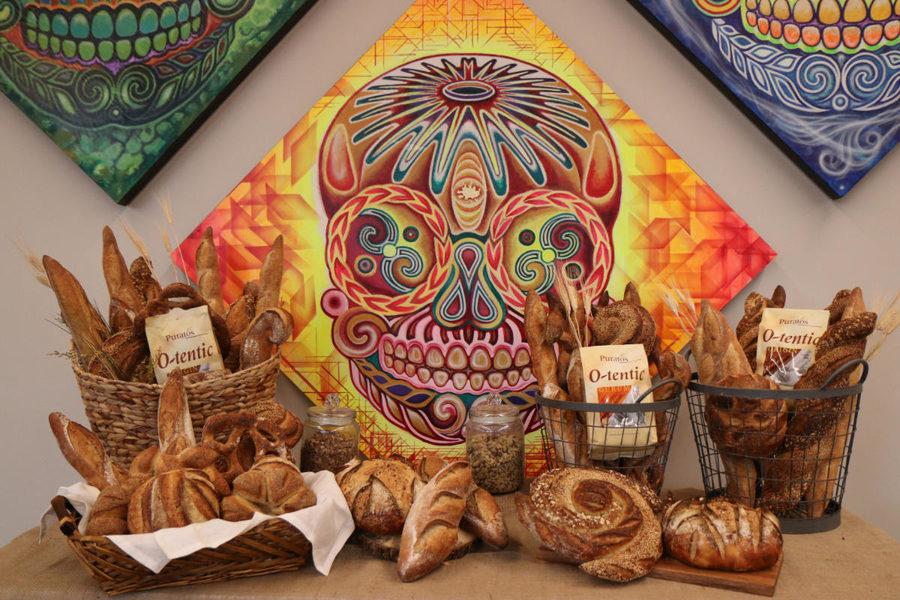 Puratos Chicago Innovation Center bread