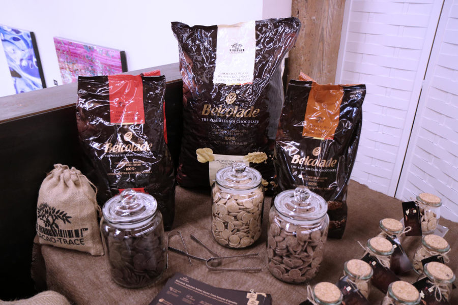 Puratos Chicago Innovation Center chocolate