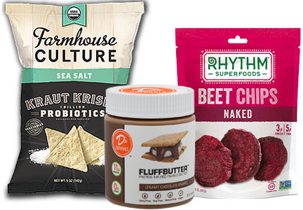 301 Inc. investments: Farmhouse Cultures, D's Naturals, Rhythm Superfoods