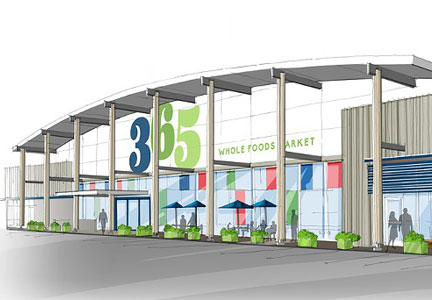 Rendering of 365 by Whole Foods in Silver Lake