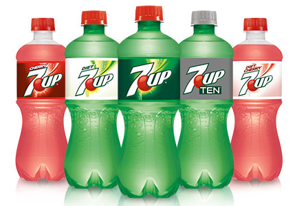 7UP soda, Dr Pepper Snapple