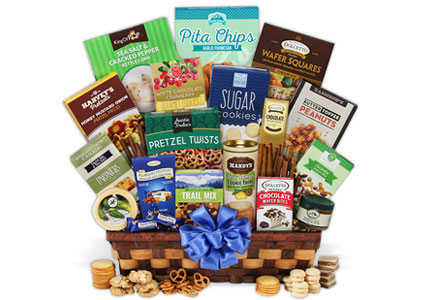 Administrative Professionals Day gift basket