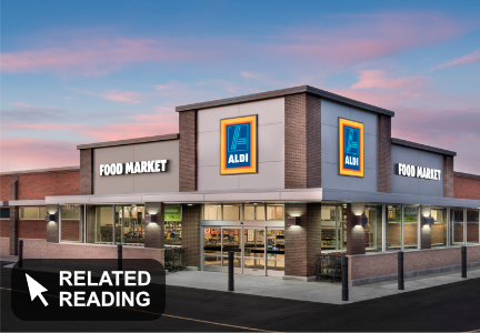 Aldi to undertake $3.4 billion capital investment program