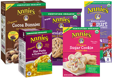 Annie's products, General Mills
