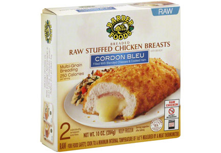 AdvancePierre Foods Barber Foods stuffed chicken