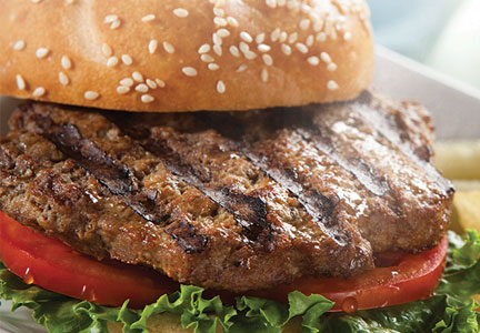 AdvancePierre Foods flame-grilled burger