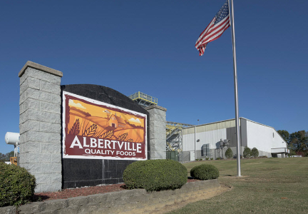 Albertville Quality Foods facility