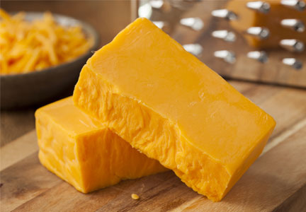 Cheddar cheese - Arla Foods and D.F.A.