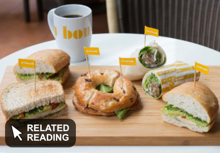 Panera to acquire Au Bon Pain
