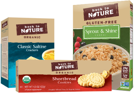 Back to Nature products, B&G Foods