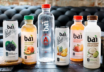 Bai Brands beverages