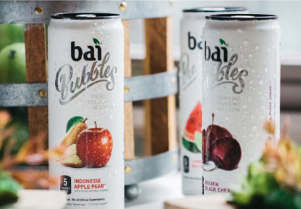 Bai Bubbles, Dr Pepper Snapple Group