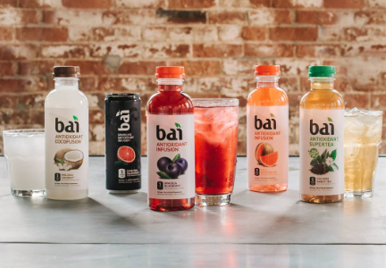 Bai beverages, Dr Pepper Snapple