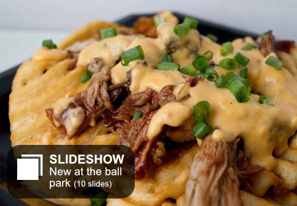Beer Cheese Poutine, Fifth Third Ballpark