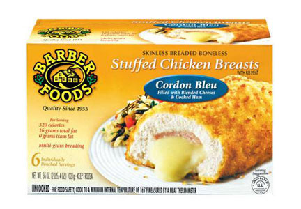 Barber Foods Recalls 1 Point 7 Million Lbs Of Chicken Products