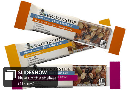 Hershey Brookside Yogurt Flavored Fruit & Nut Bars