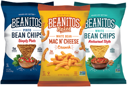 Beanitos pulse chips