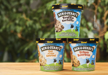 Ben & Jerry's new ice cream flavors