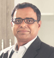 Benny Antony, joint managing director, Arjuna Natural Extracts, India