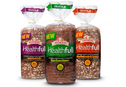 Grupo Bimbo Healthfull whole grain bread