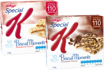 Kellogg Biscuit Moments, IFT food trends