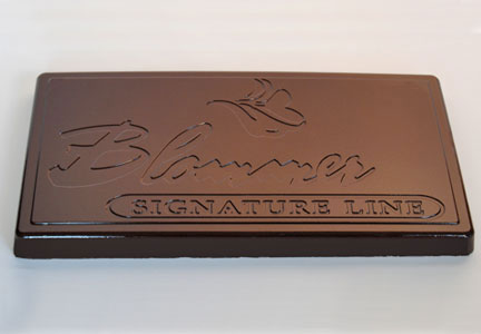 Blommer Chocolate bar