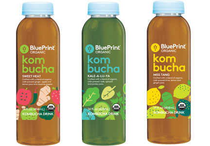 Cutting edge juice combinations food business news august 23 blueprint kombucha malvernweather Images