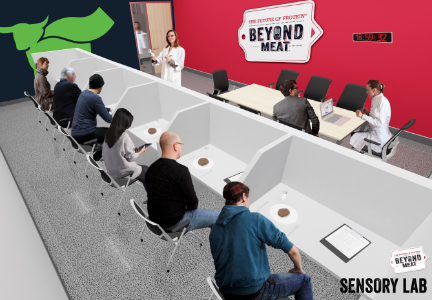 Beyond Meat Manhattan Beach Project Innovation Center - Sensory Lab