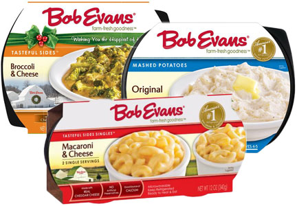 Bob Evans retail side dishes