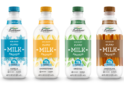 Campbell Soup Bolthouse Farms pea milk, plant protein, beverage innovation