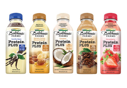 Bolthouse Protein Plus beverages, Campbell