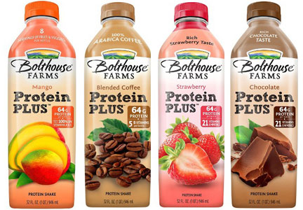 Bolthouse Farms Protein Plus beverages, Campbell Soup