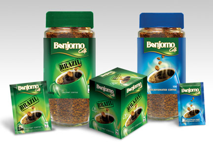 Bonjorno coffee, Nestle